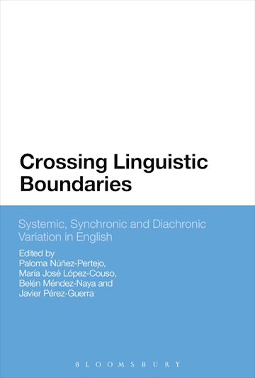 Crossing Linguistic Boundaries cover