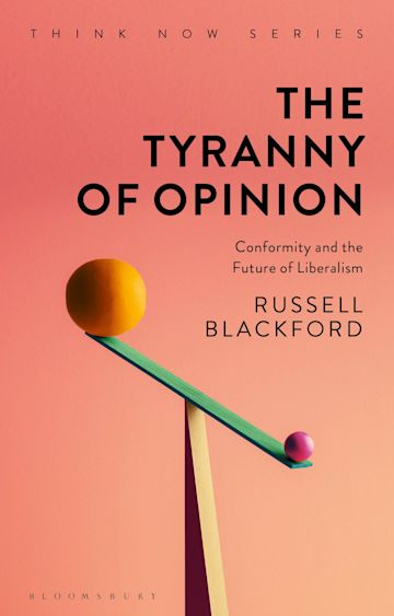 The Tyranny of Opinion cover