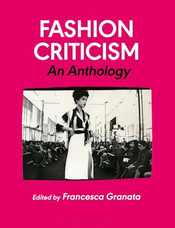 Fashion Criticism cover