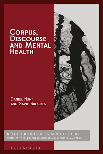 Corpus, Discourse and Mental Health cover