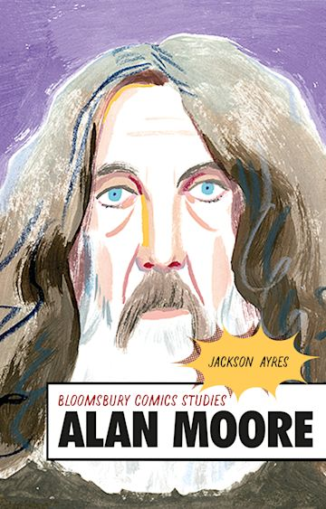 Alan Moore cover