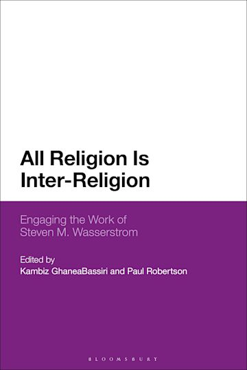 All Religion Is Inter-Religion cover