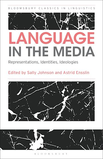 Language in the Media cover