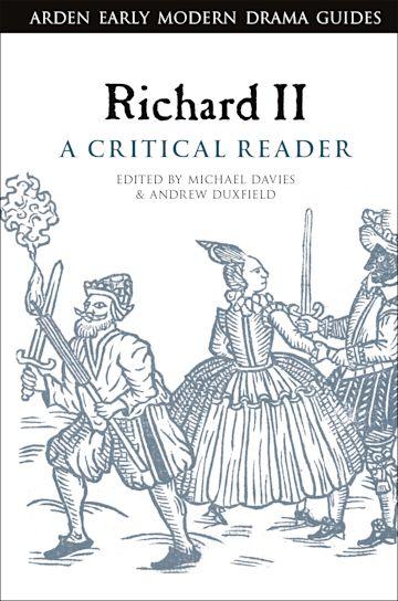 Richard II: A Critical Reader cover