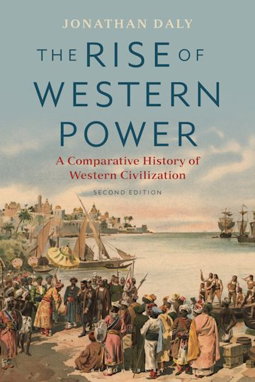 The Rise of Western Power cover