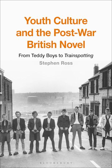 Youth Culture and the Post-War British Novel cover