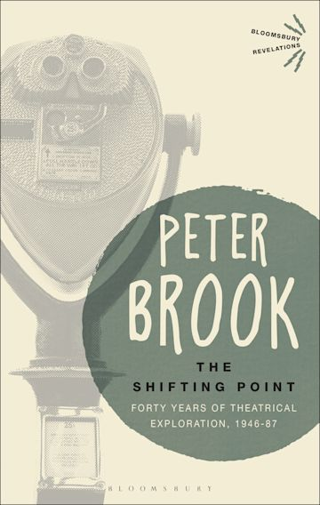 The Shifting Point cover