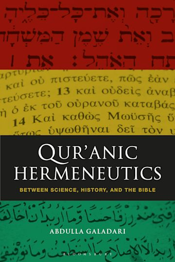 Qur'anic Hermeneutics cover