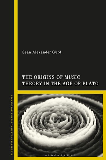 The Origins of Music Theory in the Age of Plato cover