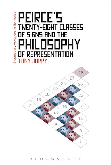 Peirce's Twenty-Eight Classes of Signs and the Philosophy of Representation cover