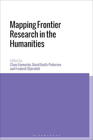 Mapping Frontier Research in the Humanities cover