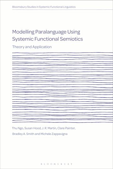 Modelling Paralanguage Using Systemic Functional Semiotics cover
