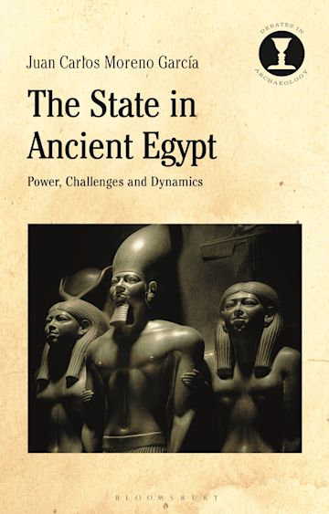 The State in Ancient Egypt cover