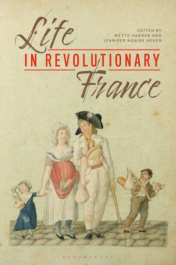 Life in Revolutionary France cover