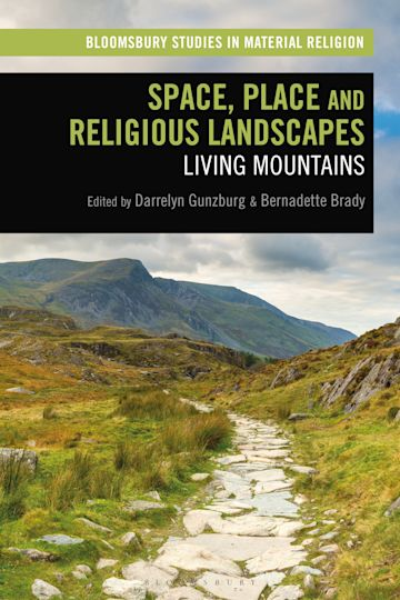 Space, Place and Religious Landscapes cover