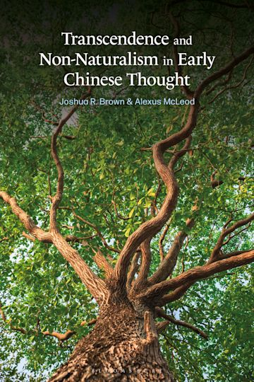 Transcendence and Non-Naturalism in Early Chinese Thought cover