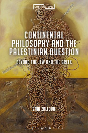 Continental Philosophy and the Palestinian Question cover