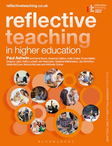 Reflective Teaching in Higher Education cover