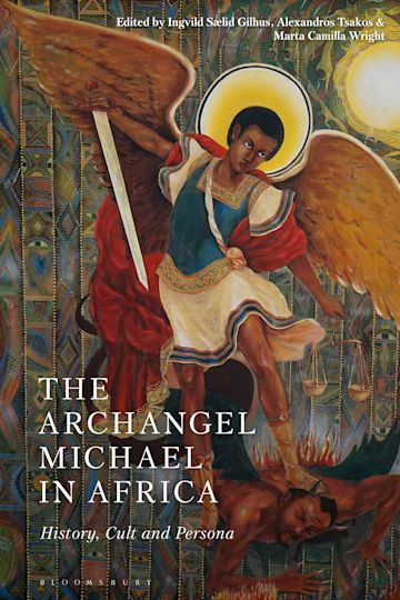 The Archangel Michael in Africa cover