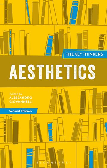 Aesthetics: The Key Thinkers cover