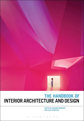 The Handbook of Interior Architecture and Design cover