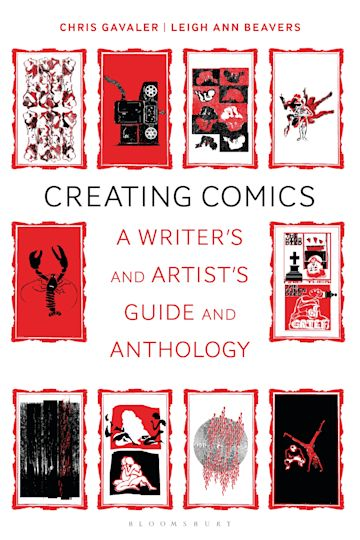 Creating Comics cover
