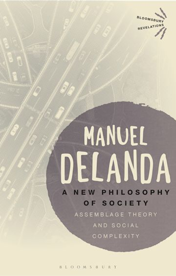 A New Philosophy of Society cover