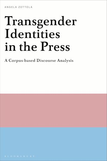 Transgender Identities in the Press cover
