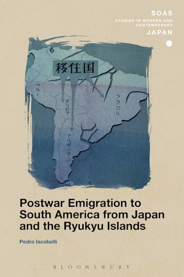 Postwar Emigration to South America from Japan and the Ryukyu Islands cover