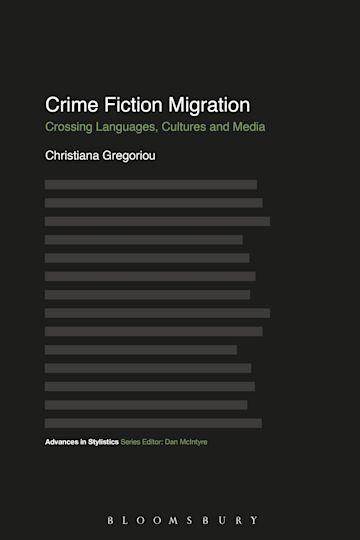 Crime Fiction Migration cover