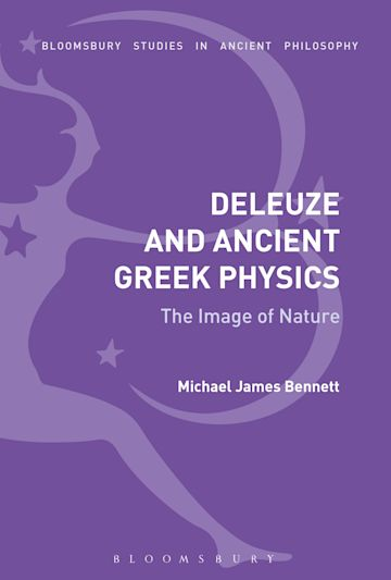 Deleuze and Ancient Greek Physics cover