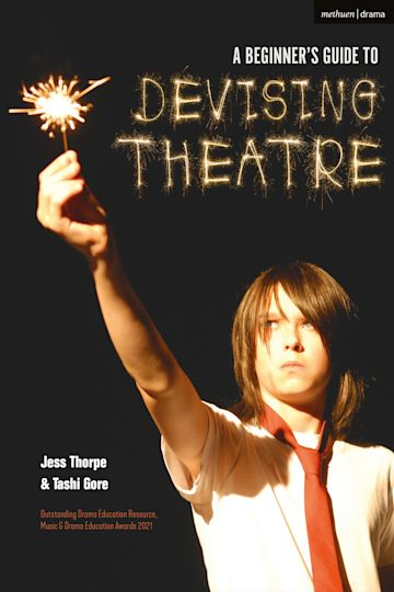 A Beginner's Guide to Devising Theatre cover