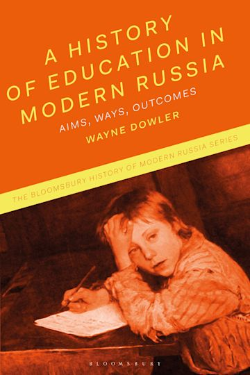 A History of Education in Modern Russia cover