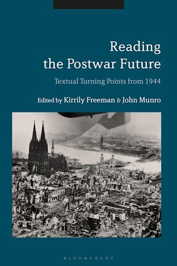 Reading the Postwar Future cover