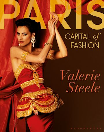 Paris, Capital of Fashion cover