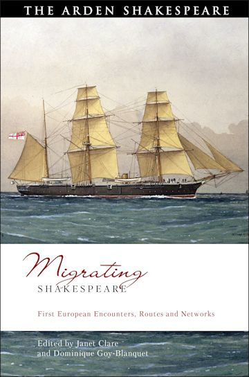 Migrating Shakespeare cover
