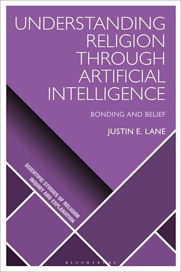 Understanding Religion Through Artificial Intelligence cover