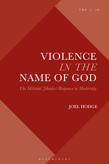 Violence in the Name of God cover