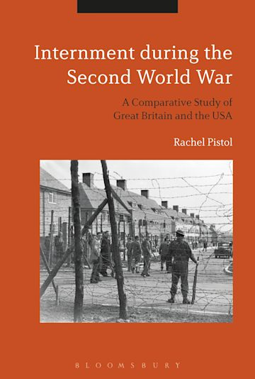 Internment during the Second World War cover