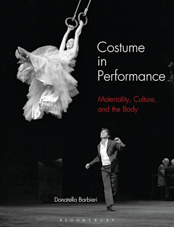 Costume in Performance cover