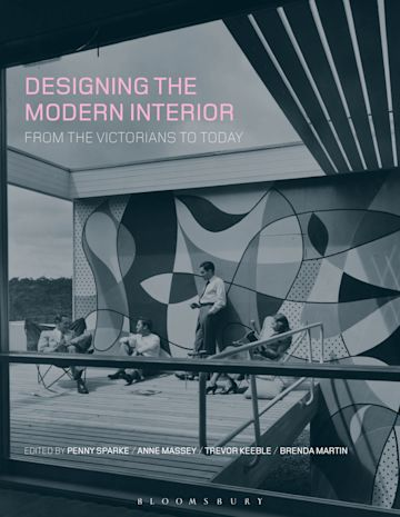 Designing the Modern Interior cover