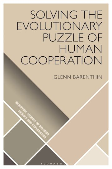 Solving the Evolutionary Puzzle of Human Cooperation cover