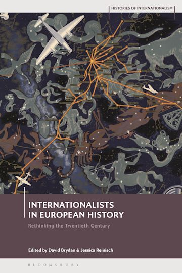 Internationalists in European History cover