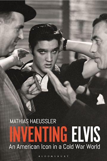 Inventing Elvis cover