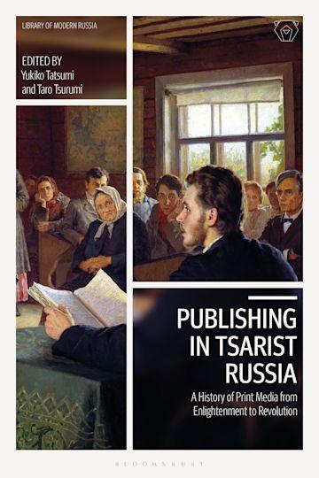 Publishing in Tsarist Russia cover