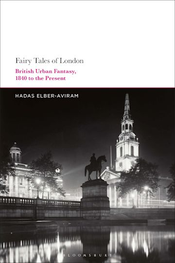 Fairy Tales of London cover