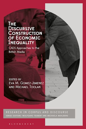 The Discursive Construction of Economic Inequality cover