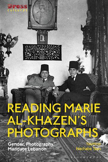 Reading Marie al-Khazen's Photographs cover