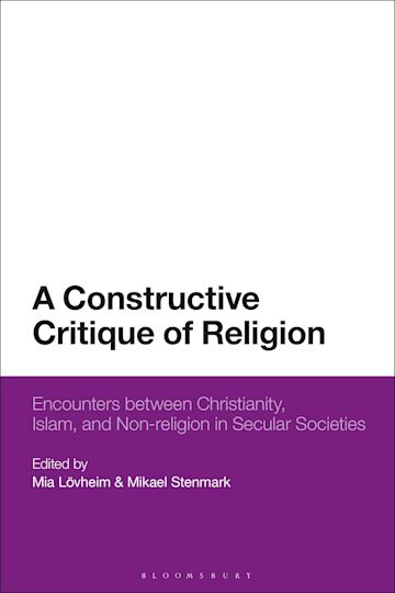 A Constructive Critique of Religion cover