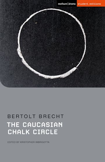 The Caucasian Chalk Circle cover